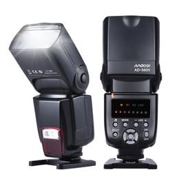 Evrensel Flaş Speedlite LED Canon Nikon Olympus Pentax DSLR Kameralar için Işık Doldurun