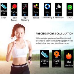 $enCountryForm.capitalKeyWord Australia - M30 Smart Bracelet Waterproof Fitness Band With Blood Pressure Gps Watch Heart Rate Tracker Measurement For Adult