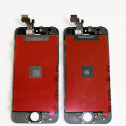 $enCountryForm.capitalKeyWord Australia - China high brightness grade A+++ LCD display touch digitizer complete screen full assembly replacement for iphone5 6 7 8  7p 8p X Xs