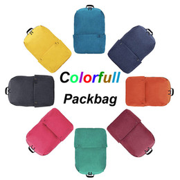 $enCountryForm.capitalKeyWord Australia - Backpack 10L Bag 8 Colors 165g Urban Leisure Sports Chest Pack Bags Men Women Small Size Shoulder Unise