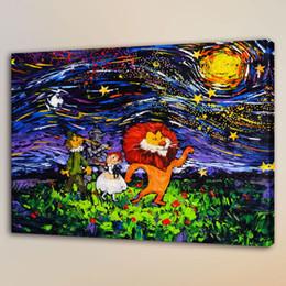 $enCountryForm.capitalKeyWord Australia - Van Gogh The Wizard of Oz,HD Canvas Print Home Decor Art Painting Unframed Framed