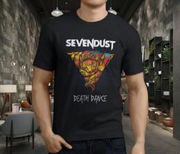 $enCountryForm.capitalKeyWord NZ - Clothing Plus Size S M L Xl Xxl Men'S Short Sevendust Rock Metal Band Kill The Flaw O-Neck Christmas Shirt