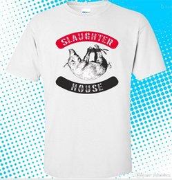 $enCountryForm.capitalKeyWord Australia - Newest Funny New Slaughter House Hip Hop Music Men's White T shirt size S to 3XL Men Streetwear T-Shirt