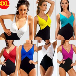 One Piece Products Australia - Manufacturers New Products Spot Sizzling Explosions Large Size Ladies One-piece Sexy Swimsuit Wholesal
