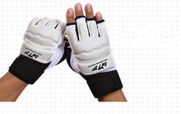 $enCountryForm.capitalKeyWord Australia - Adult Boxing Taekwondo Training Protective Protective Gear Foot Care Wrist Sanda Protecting Instep Muay Thai Foot Cover