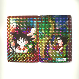 hero videos UK - Copy Commemorate Super Dragon Ball Z Heroes Battle Card Ultra Instinct Goku Vegeta Game Collection Cards