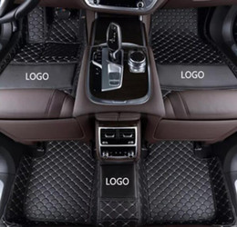 $enCountryForm.capitalKeyWord Australia - Mercedes-Benz GL 2008-2016 anti-slip mat luxury surrounded by waterproof leather wear-resistant car floor mat with car mats carpet
