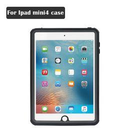 $enCountryForm.capitalKeyWord Australia - Waterproof Case for iPad Mini 4 Retina Fundas Shell Housing Water Dirt Shock Rain Proof for iPad Mini4
