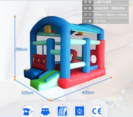 $enCountryForm.capitalKeyWord Australia - Inflatable bouncy jumping castle for children Commercial Kids Small Inflatable Bounce Air Castle Combo Jumping Bouncy Castle House I
