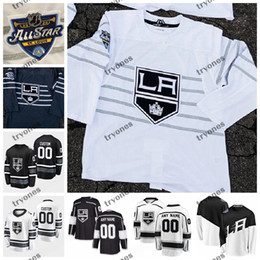 ingrosso re gioco-Personalizzare All Star Game Anze Kopitar Los Angeles Kings Hockey maglie Dustin Brown Carter Trevor Moore Doughty rapida Anderson Ryan