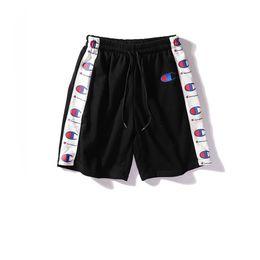 ce3fae3e2d43 Summer Mens Shorts With Letters Brand Shorts Pants Men Underwear Casual  Beach Shorts Men Leisure Wear M-2XL