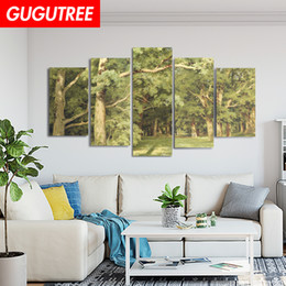 $enCountryForm.capitalKeyWord Australia - Decorate home 3D forest cartoon art wall sticker decoration Decals mural painting Removable Decor Wallpaper G-2436
