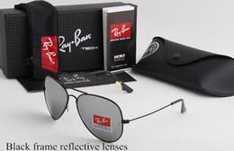 R,Ay Ban gözlük 2019 Sıcak satış güneş kadınlar erkekler Master Güneş gözlükleri açık havada sürüş gözlük Ile uv400 Gözlük durumda kutusu