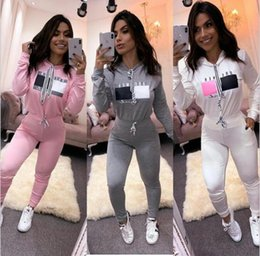 short yoga pants Canada - NEO Print Women Short Sleeve Tracksuit Summer Fashion Breathable Sports Suit With Long Pants Pullover Shirts 2pcs female Running Yoga