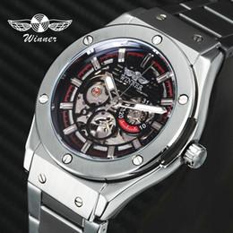 $enCountryForm.capitalKeyWord Australia - INNER Top Brand Luxury Men Mechanical Watch Skeleton Golden Stainless Steel Strap Fashion Design Business Automatic Wristwatch WINNER Top...