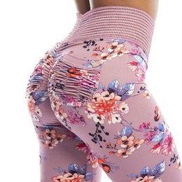 $enCountryForm.capitalKeyWord Australia - Sexy Lace Splicing Waist Hips Leggings Women Print Pocket Workout Clothes Push Up Fitness Female Elastic Slim Pants Leggins Q190510