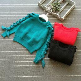 $enCountryForm.capitalKeyWord Australia - Girl Sweater Autumn Winter Children Clothes Cotton Toddler Girls Cardigan Fashion Kids Knitted Sweater For Girls RT360