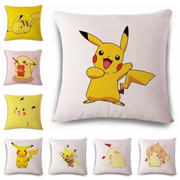 $enCountryForm.capitalKeyWord Australia - Picacho Cartoon Hand Cotton Flax Pillow Back Cushion