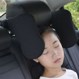neck headrest for car seat NZ - Car Seat Headrest Neck Pillow Support For Kids And Adults Children Seat Head Cushion holds Car Pillow for long distance driving