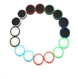 $enCountryForm.capitalKeyWord Australia - Luminous Rubber Silicone Joystick Cap Thumb Stick Joystick Grip Grips Caps For PS4 PS3 Xbox one 360 Controller 2000PCS LOT
