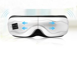 $enCountryForm.capitalKeyWord Australia - Wireless Digital Eye Massager Music & Eye Care Stress Relief goggles Electric Air pressure Foldable Eye Massage Protector Rechargeable