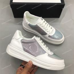 $enCountryForm.capitalKeyWord Australia - 2019 Mens Womens Paris Brand Fashion Leisure Shoes Womens Men Designer Luxury Rivoli Low High Top Casual Shoes Canvas Leather Sneakers