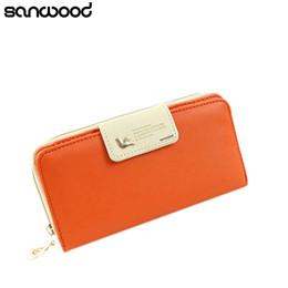 Faux Leather Clutch Bag Australia - Women's Zipper Faux Leather Card Holder Clutch Wallet Phone Bag Long Purse Bag 1UCA 4ORE #652119