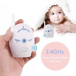 Audio Kid Australia - Audio Baby Monitor 2.4GHz Wireless Infant Walkie Talkie Kits Baby Phone Kids Radio Nanny Babysitter babyfoon