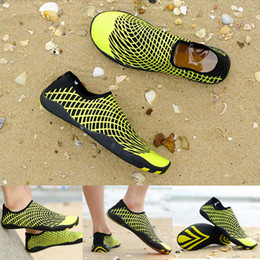 $enCountryForm.capitalKeyWord NZ - Summer Beach Shoes Swim Water Drop shipping Quick-Drying Aqua Shoes Upstream Shoes Skin Sneaker Socks For Men Women