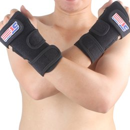 $enCountryForm.capitalKeyWord Australia - 1 PCS Thumb Loop Wrist Wrap Protection Wrist Exercise Support & Protection Muscles Sports Bundled Strap Training Wristband