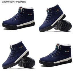 boots deep Australia - type8 High brand quality Lace designer soft Hot black deep navy blue Plush man men boots mens Sneakers Boot trainers outdoor walking shoes