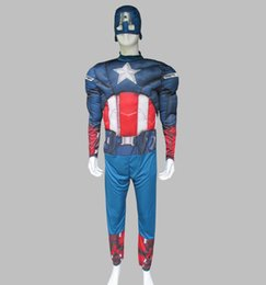 $enCountryForm.capitalKeyWord UK - uperman muscles captain america halloween costume adult avengers costumes men cosplay hulk superman muscle superhero Fancy Dress Fantasy ...