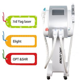 lasers for acne treatment 2020 - 2500w ipl yag laser system ipl skin rejuvenation machine CE approved for pigmentation removal machine hair removal equip