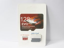 $enCountryForm.capitalKeyWord UK - 2019 Top Selling popular 128GB 64GB 32GB EVO PLUS pro microSDXC Micro SD UHS-I Class10 Mobile Memory Card DHL 55PCS