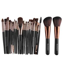 Best eye shadow kits online shopping - Best selling Ma Ange sets of cosmetics makeup brush set blush eye shadow foundation cream eyebrow brush set beauty tools SZ85