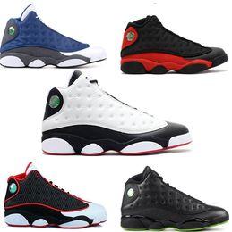 0940ca68a372 2019 new high quaity 13 He Got Game men Phantom black cat Chicago bred Melo  Class of 2003 Hyper Royal basketball shoes sports sneaker