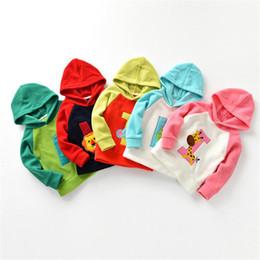 $enCountryForm.capitalKeyWord Australia - good quality Spring Autumn Girls Coats Hooded Cotton Kid Children Girls Outwear Toddler Jacket Girls Clothing Cartoon Infant Coats