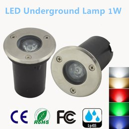 Wholesale 1PCS Outdoor LED Underground Lamp Buried Light W W W IP67 Garden Spot Light Path Buried Yard Landscape Light