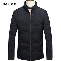 Duck Down Parka Men S Australia - Batmo Nice Pop Trend Winter High Quality 90% White Duck Down Jacket Men,mens Winter Parkas,plus-size 99472