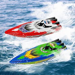remote control 9v 2019 - 2.4GHz Remote Speed 6 700mAh 4 AA Durable RC DryBattery Racing High Years Boats 8V Boat 9V 180min 30m x old Control Remo