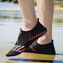 $enCountryForm.capitalKeyWord Australia - New Summer Model 2019 Sneakers Men For Water Shoes Aqua Shoes Beach For Mens Womens Slip-On Beach Casual Sea Size35-45 R