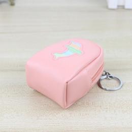 $enCountryForm.capitalKeyWord Australia - Hot Selling Women Mini Coin Purse PU Leather Cartoon Animal Key Holder Card Bag Zipper Change Wallet Lady Girl Clutch Money Bags -B5