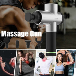 cordless massager NZ - Relaxed Body Massager 24v Lithium Cordless Commercial Use Massage For Gun Vibrating Massage Machine Muscle Relaxation T190714