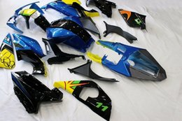 $enCountryForm.capitalKeyWord Australia - Fairing Panel Kit for YZF-R125 2008 2009 2010 2011 2012 2013 Blue Shark