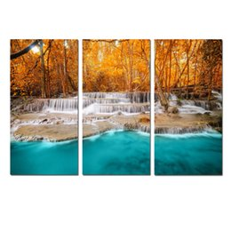 $enCountryForm.capitalKeyWord UK - Wall Art Contemporary Print Painting Mountains Nature Glacial Lake Landscape on Canvas Living Room picture Bedroom for Office Decor HPA091