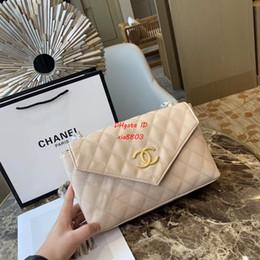 $enCountryForm.capitalKeyWord Australia - bag for women Handbags bags fashion designer satchel for ladies Flip cover 2019 New product 28*9*20cm Square pattern design