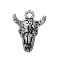 Diy Bracelets Materials UK - Fishhook Wholesale Retail Silver Plated Color Metal Material Animal Shape DIY Charm Pendant For Bracelet 30pcs
