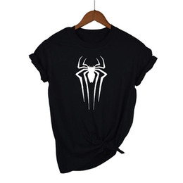 208447112 new Fashion design superhero t shirt new Cotton 100% ladies T-shirt Free  delivery of women's clothing