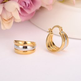 oop Earrings Bangrui Fashion Jewelry Womens Girls Yellow Colo Small Little Hoop  Huggie Earings Vintage Openwork Flower Earrings For Mens . 36558fa8f8d4