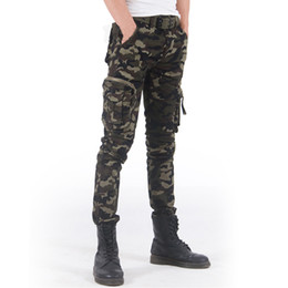 $enCountryForm.capitalKeyWord UK - Fashion Spring Mens Tactical Cargo Joggers Camouflage Camo Pants Army Casual Cotton Pants Hip Hop Male Trousers